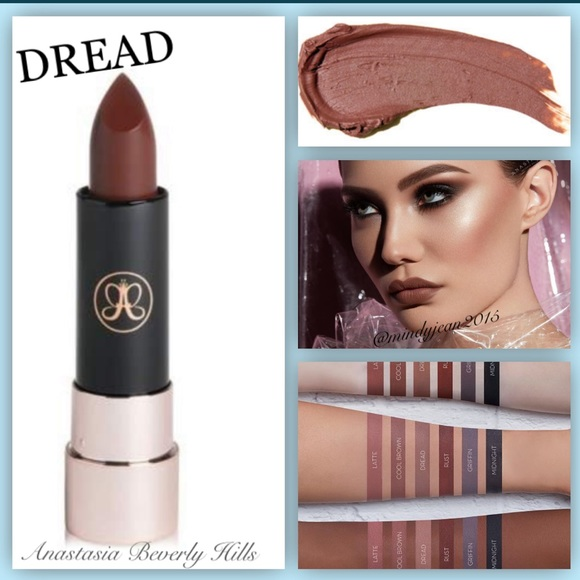 Anastasia Beverly Hills Other - Anastasia Beverly Hills Matte Lipstick 💋 DREAD